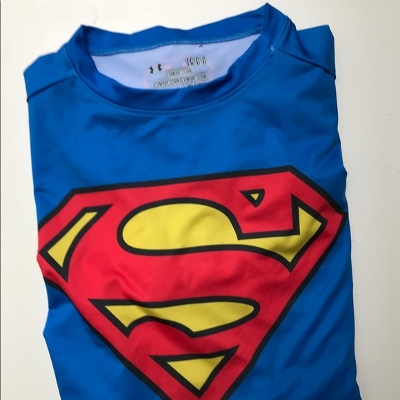Under Armour Other - Under Armour Superman Shirt